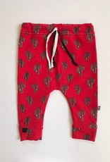 tinymoon Mr Prickles red / drop crotch
