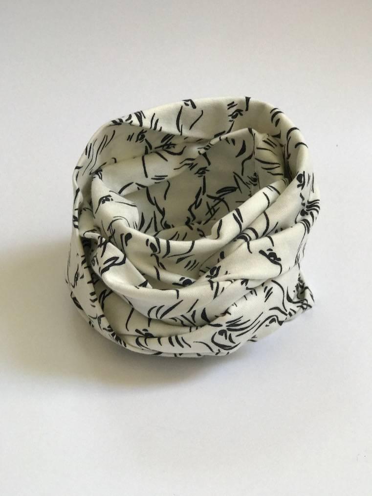 tinymoon  'Bello Cavallo' / infinity (wikkel) sjaal