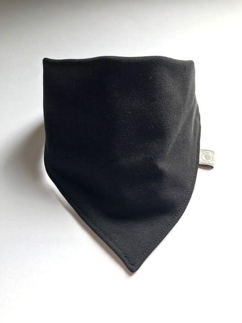 tinymoon Basic Black / slab bandana sjaal