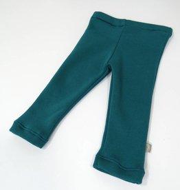 Basic Green / joggingstof legging