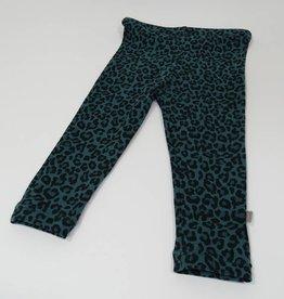 Lovely Leopard green / legging