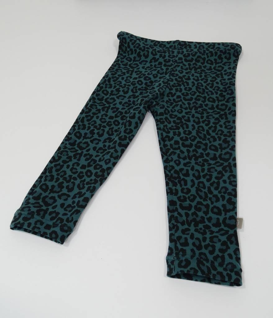 tinymoon Lovely Leopard Green / legging