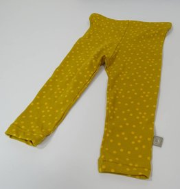 Ocre Dots / legging