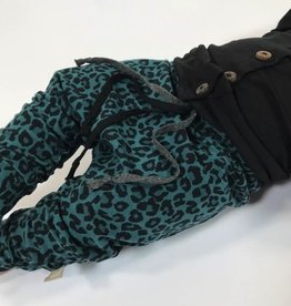 Lovely Leopard  / drop crotch