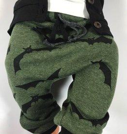 Beasty Bats green / drop crotch