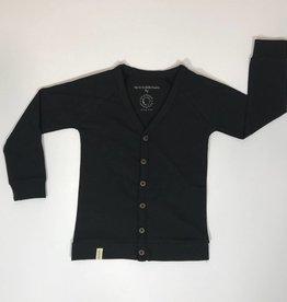 Basic Black  / Cardigan