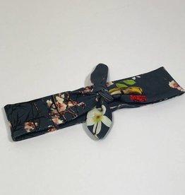 New Flowers  / haarband strik