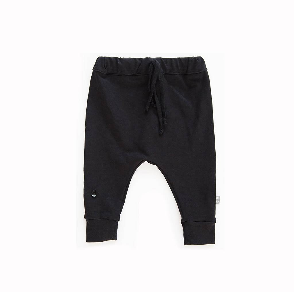 tinymoon Basic Black sweat / drop crotch