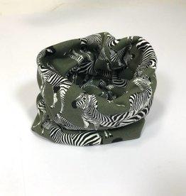 Zippy Zebra army / colsjaal