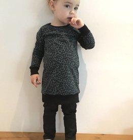 Lovely Leopard  / Sweater Dress