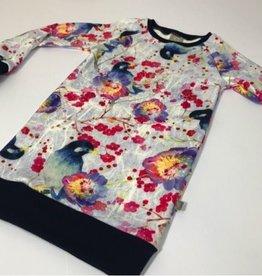 Blue Bird  / Sweater Dress