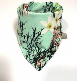 Bamboo Breeze mint / slab bandana sjaal