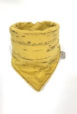tinymoon Ocre Stripe / slab bandana sjaal