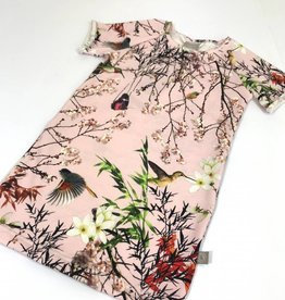 Bamboo Breeze pink / Tee dress