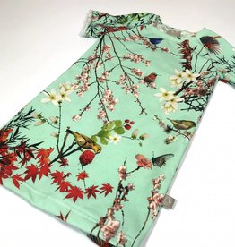 Bamboo Breeze mint / Tee dress