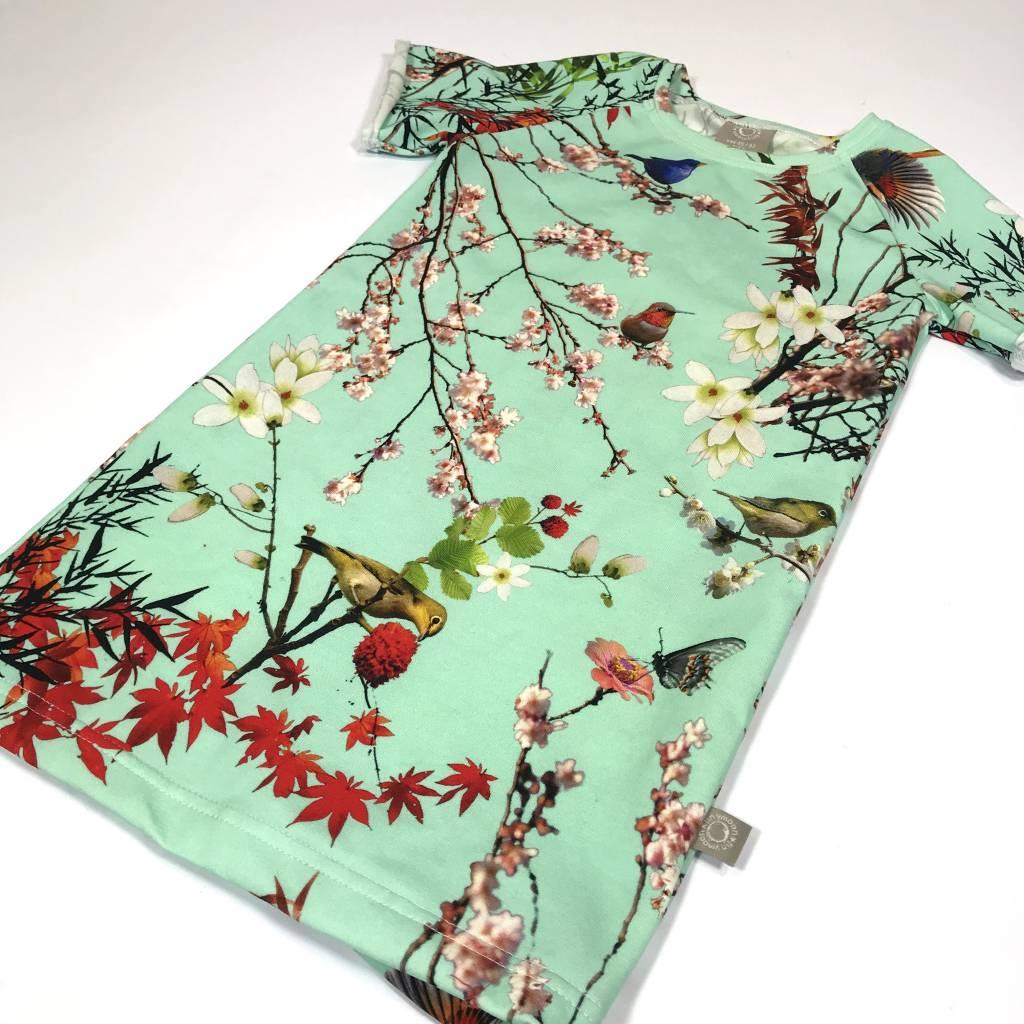 tinymoon Bamboo Breeze mint / Tee dress