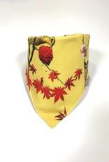 tinymoon  Bamboo Breeze yellow / slab bandana sjaal