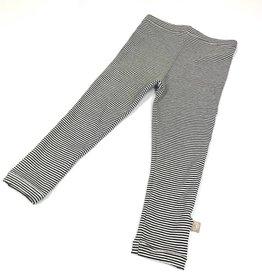 Fine Stripe black / legging