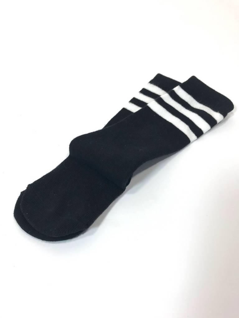tinymoon Basic Black Stripe / kniekousen