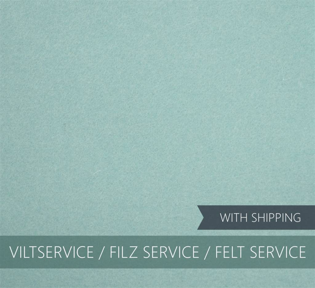 Felt service with shipping