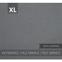 Felt service for the Wobbel XL