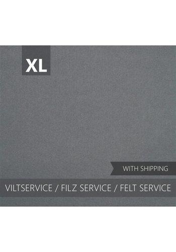 XL Viltservice met verzending