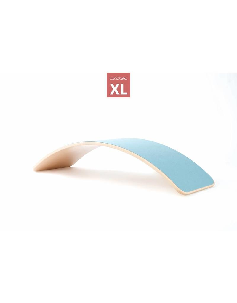 Wobbel XL transparent lackiert