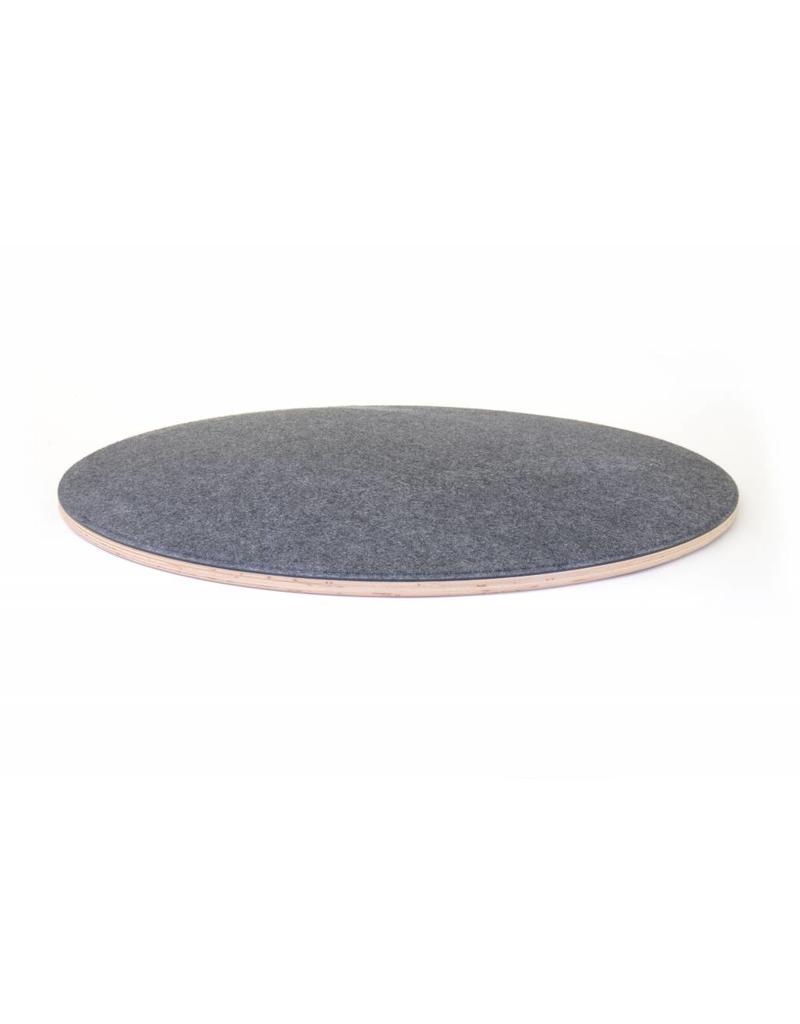 Wobbel360 - Pressed felt Mouse