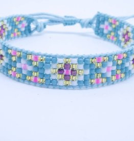 By Loffs By Loffs armband - Light blue