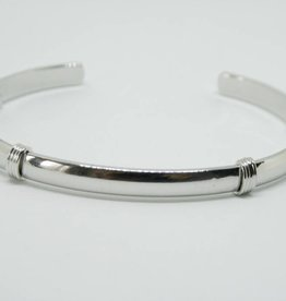 Go Dutch Label Armbanden Go Dutch Label - Slavenarmband zilver
