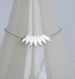 ZAG Bijoux ZAG Bijoux - Armband Indian summer zilver