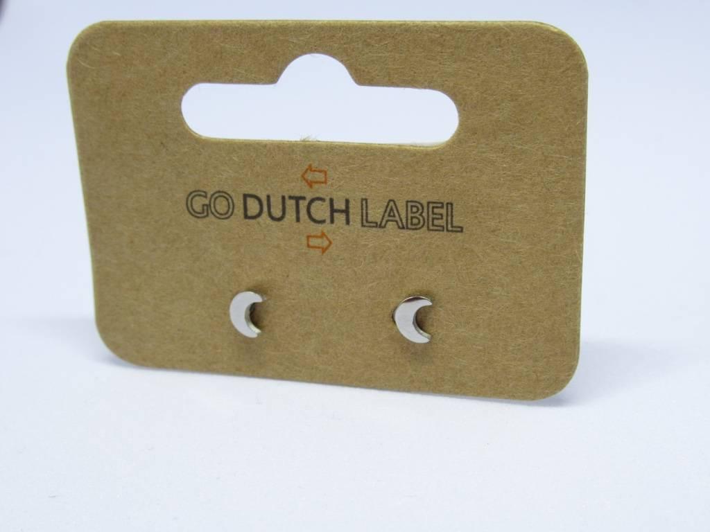 Go Dutch Label Go Dutch Label - Maan zilver