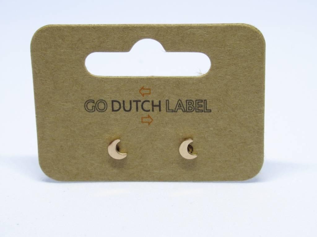 Go Dutch Label Go Dutch Label - Maan rose goud