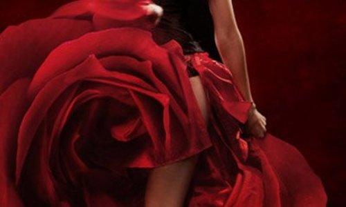 simpele lange jurk