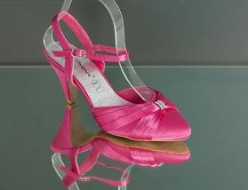 Pumps fuchsia 12308