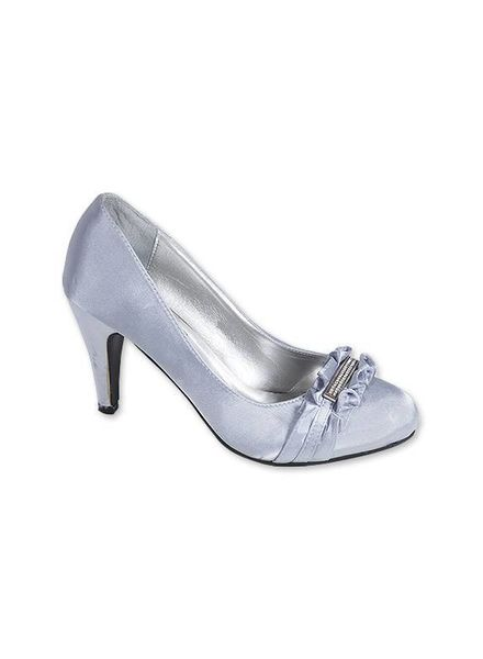 Pumps zilver