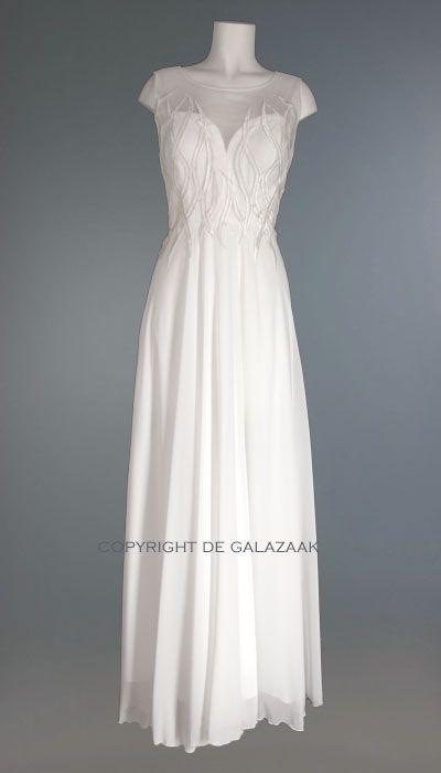witte trouwjurk