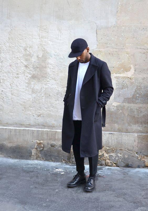 Outfit inspiratie: de cap