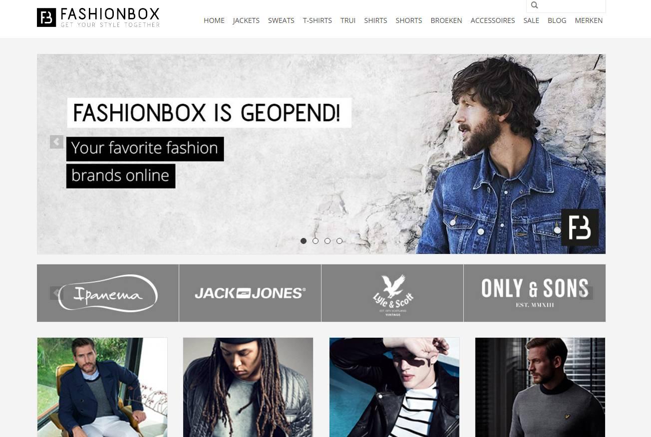 FashionBox.nl is live!