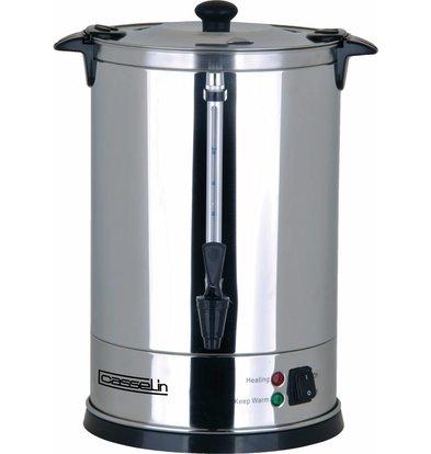 Casselin Percolateur Inox | 9 Litres | 62-70 Tasses | Pas Besoin De Filtres