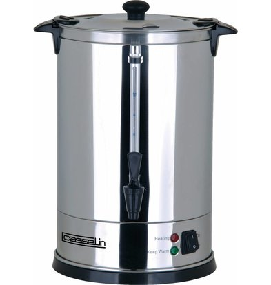 Casselin Percolateur Inox | 15 Litres | 100-110 Tasses | Pas Besoin De Filtres