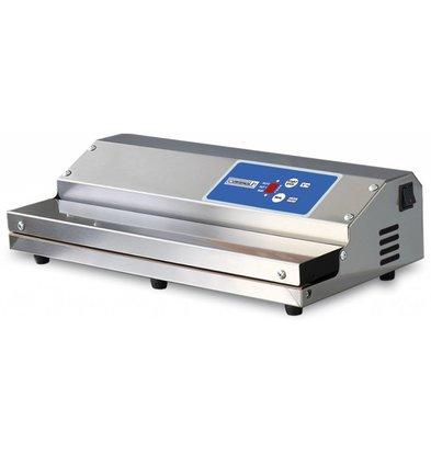 Casselin Emballeuse Sous Vide 40 - Inox - 250W - 420x260x130(h)mm
