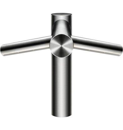 Dyson Dyson Airblade Tap AB10 Surélevé | Robinet et Sèche-Mains | Inox Brossé