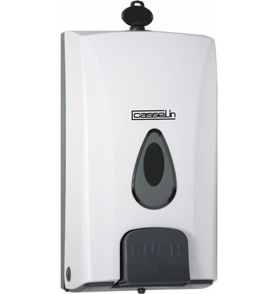 Casselin Distributeur De Savon - 1000ml - 120x100x223(h)mm