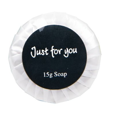 CHRselect Savon 'Just For You' - 15g - 100 Pièces