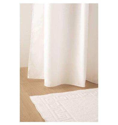 CHRselect Rideau De Douche En Polyester - Blanc - 1800x1800mm