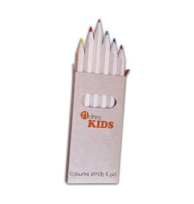 Dining Kids Crayons De Couleurs - 25 Boites de 6 Crayons