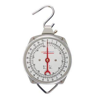 Weightstation Balance de Comptoir Mécanique |  25kg
