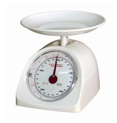 Weightstation Balance Diététique | 0,5Kg/2gr. | Platforme Amovible 170mm