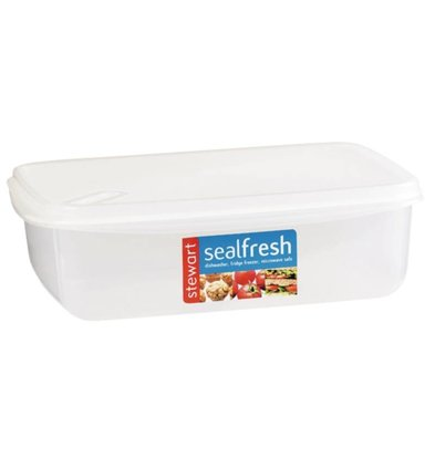 Seal Fresh Boîte à Repas Hermétique - Seal Fresh - 1000ml - 140x200x60(h)mm